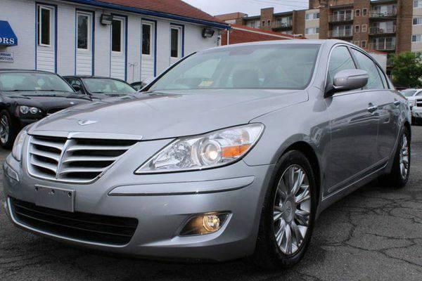 2011 *Hyundai* *Genesis* 3.8L V6 4dr Sedan
