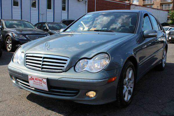 2007 *Mercedes-Benz* *C-Class* C280 Luxury 4MATIC AWD 4dr Sedan