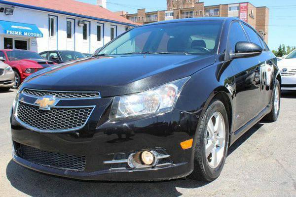 2014 *Chevrolet* *Cruze* 1LT Auto 4dr Sedan w/1SD