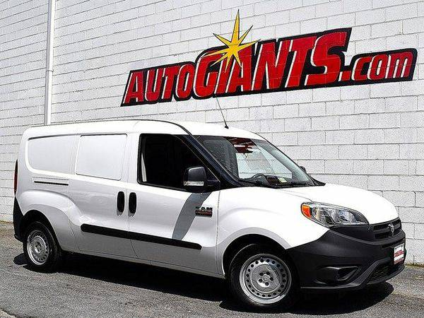 2016 *Dodge* *ProMaster* *City* Base - DOWN PAYMENTS FROM $1000