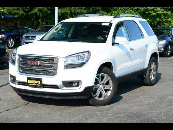 2016 *GMC* *Acadia* SLT-1 We can get you approved! Call Today!