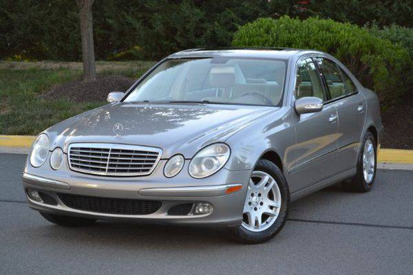 2005 *Mercedes-Benz* *E-Class* E320 CDI - GUARANTEED FINANCING...