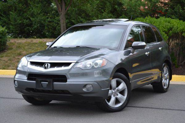 2008 *Acura* *RDX* 5-Spd AT - GUARANTEED FINANCING AVAILABLE