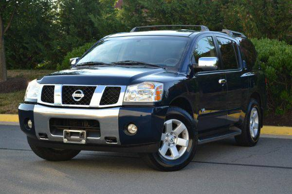 2006 *Nissan* *Armada* LE 4WD - GUARANTEED FINANCING AVAILABLE