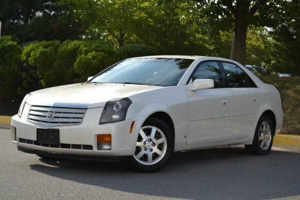 2007 *Cadillac* *CTS* 3.6L - GUARANTEED FINANCING AVAILABLE