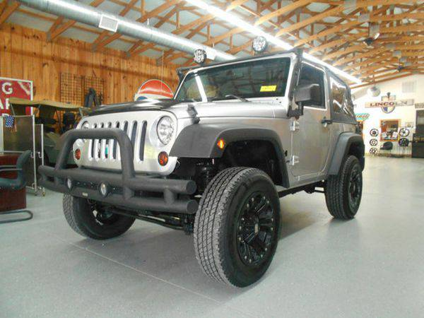 2007 *Jeep* *Wrangler* 4WD 2dr X