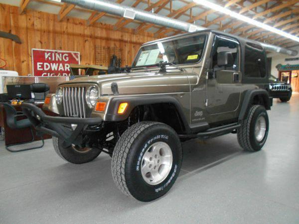 2003 *Jeep* *Wrangler* Sport