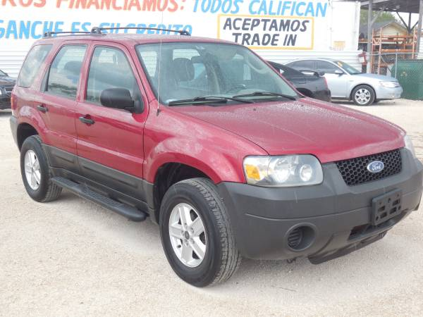 2005 Ford Escape 4 cyl.