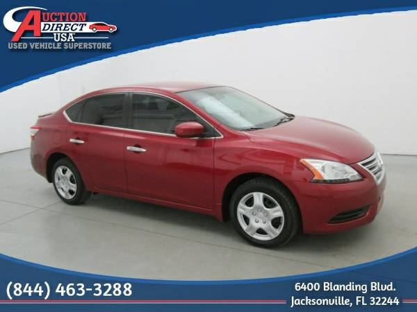 **2014 NISSAN SENTRA..20,000 MILES.. LOW DOWNPAYMENTS..ANY CREDIT**