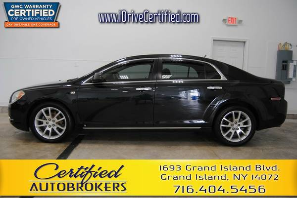 2008 *Chevy Malibu LTZ* Sun Roof 📱Call or Text📱...