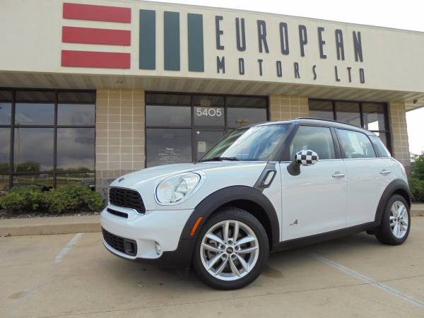2012 MINI Cooper Countryman S All4 AWD 6-Speed Manual New Clutch