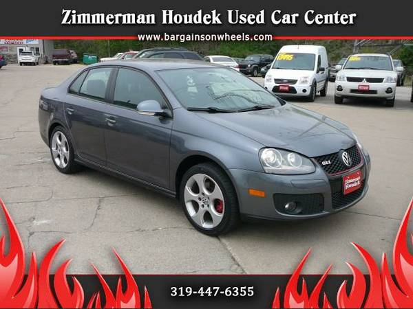 2009 Volkswagen Jetta GLI**HEATED SEATS**SATELLITE RADIO**SUNROOF!