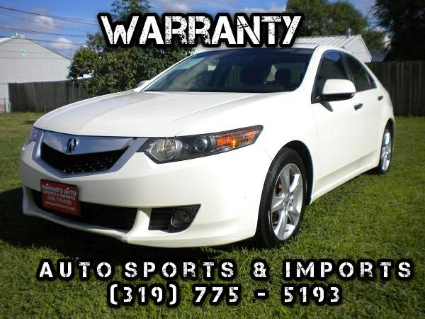 Neat & Clean! 2010 Acura TSX Tech Pkg-Sunroof-Leather-XM Radio-Navi
