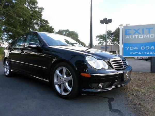 2007 *Mercedes-Benz* *C-Class* C230 Sport 4dr Sedan - Affordable...