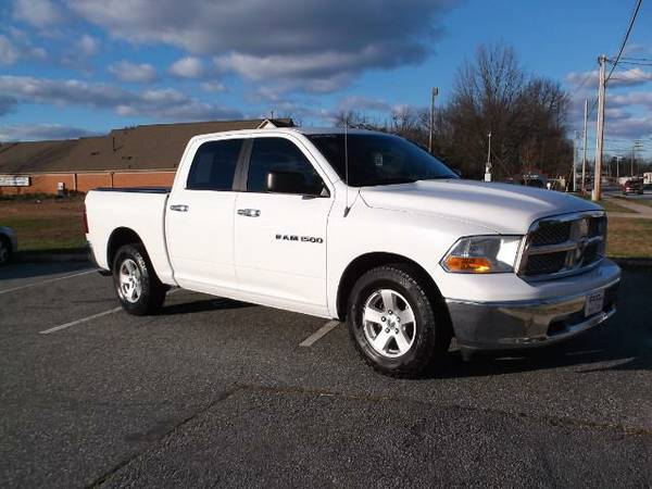 TRUCK TIME**2011 Dodge Ram 1500 SLT CREW CAB BAD CREDIT??!! APPLY NOW!
