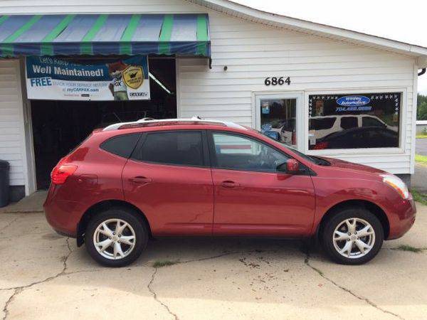2008 *Nissan* *Rogue* SL AWD - Call or TEXT! Financing Available!