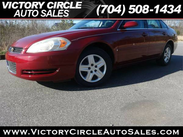~~2006 CHEVY IMPALA LT~~SUPER SUMMER SAVINGS~~LAYAWAY YOUR CAR TODAY