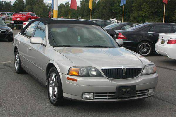 2002 *Lincoln* *LS* Base 4dr Sedan V8 ***FINANCING AVAILABLE***