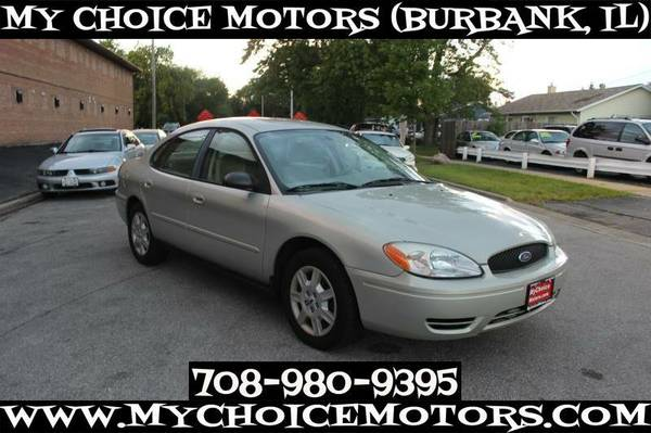 2007 FORD TAURUS SEL FLEET CD ALLOY GUD TIRE LOW PRICE GR8 DEAL 106145