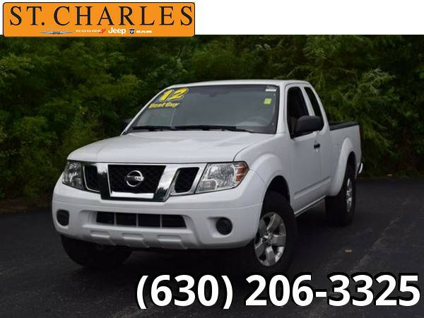 ☰Nissan Frontier SV, only 47k miles!☰