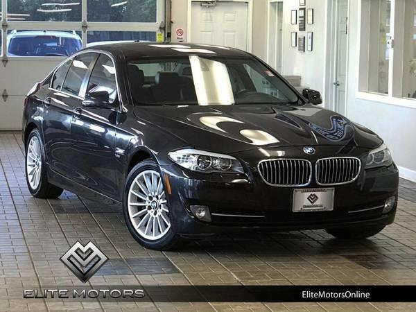 ★2011 BMW 535i xDRIVE★GOOD CREDIT, BAD CREDIT...