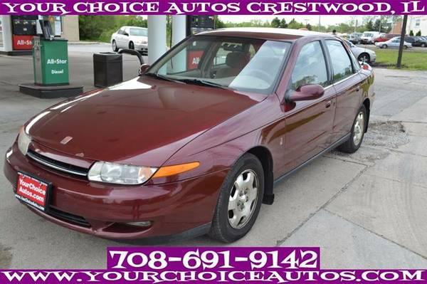 2000 SATURN L-SERIES LS2 CD CRUISE ALLOY LOW PRICE GR8 DEAL 612187