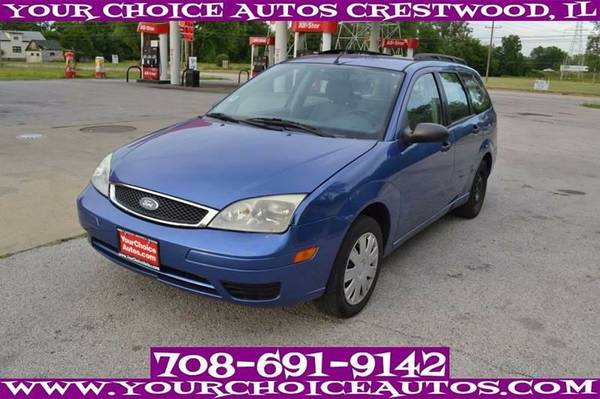 2005 FORD FOCUS ZXW SE WAGON GAS SAVER CLEAN GUD TIRES GR8 DEAL 123309