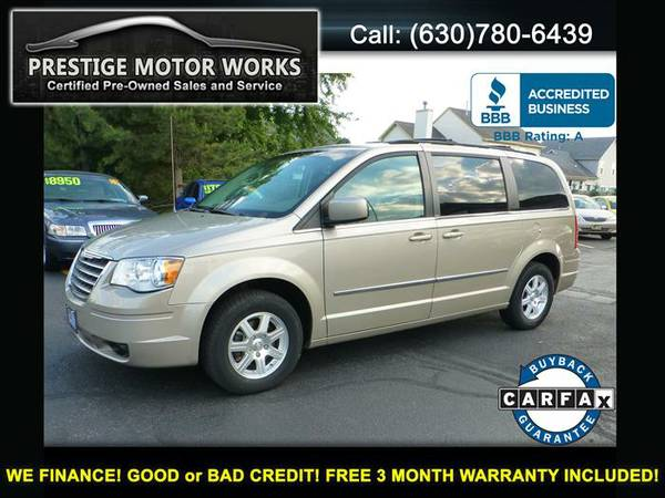 2009 Chrysler Town & Country Touring POWER DOORS! CERTIFIED WARRANTY