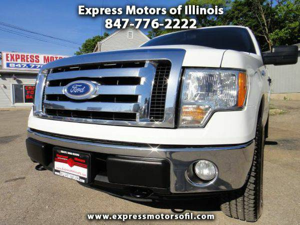 2011 *Ford* *F-150* *F 150* *F150* XLT SuperCrew 6.5-ft. Bed 4WD...