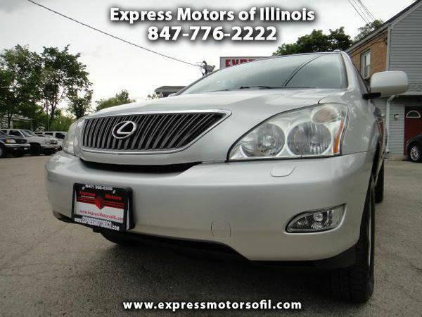 2007 *Lexus* *RX* *350* AWD ----- BAD/GOOD FINANCING AVAILABLE