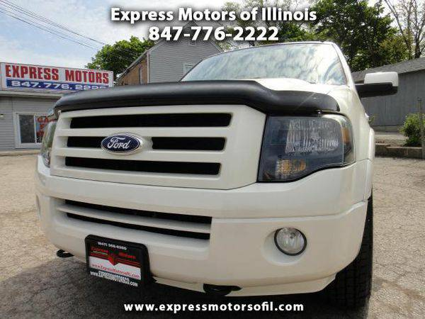 2007 *Ford* *Expedition* Limited 4WD ----- BAD/GOOD FINANCING...