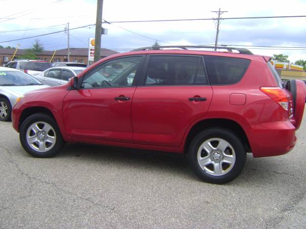 2008 Toyota Rav4 ($1,200 Down with special Financing!)