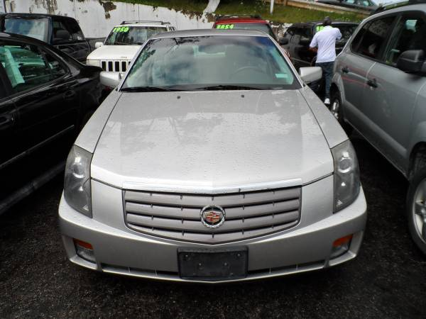 2004 cadillac cts 1000.00 down pymt