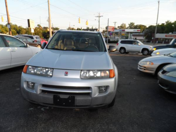 2003 saturn vue 900.00 down pymt includes tax and title