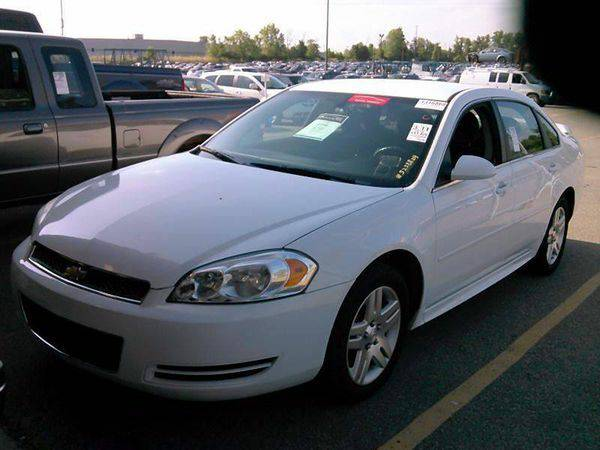 2012 *Chevrolet* *Impala* LT Fleet 4dr Sedan - CALL / TEXT 📱