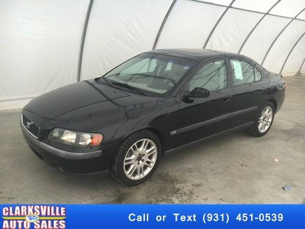 2004 Volvo S60 2.5T 4dr Turbo Sedan Sedan S60 Volvo