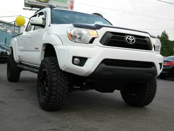 2012* Toyota* Tacoma *TRAIL TEAMS sport TRD 37,995 mi. -