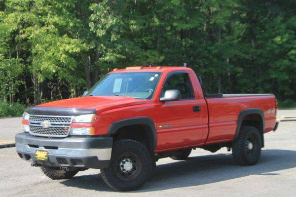 2005 *Chevrolet* *Silverado* *2500HD* W/T - Financing Available! No...