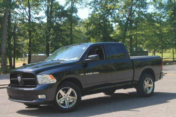 2012 *Ram* *1500* ST - Financing Available! No Hassle...