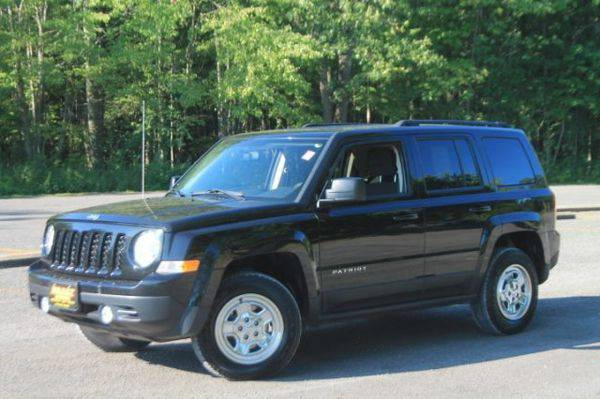 2012 *Jeep* *Patriot* Sport - Financing Available! No Hassle...
