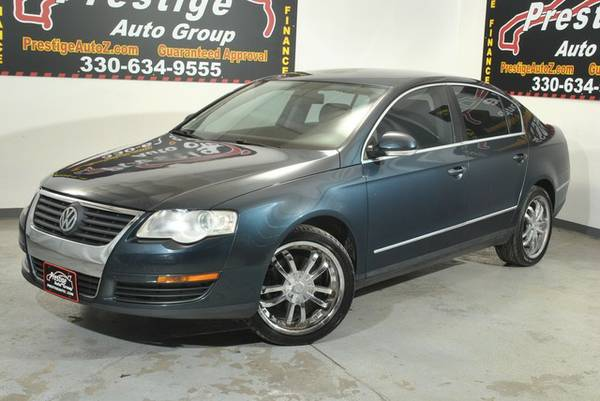 2006 Volkswagen Passat- 2.0L Turbo Engine, Priced to Sell w/ Warranty!