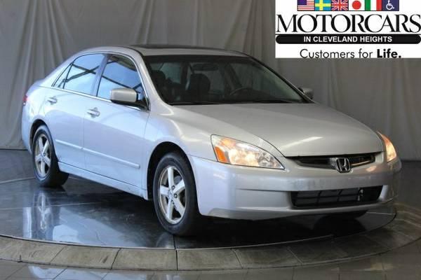 Stock YT1467A 2004 Honda Accord