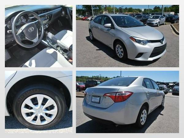 2014 Toyota Corolla LE *You Save $ 638! Below KBB Retail