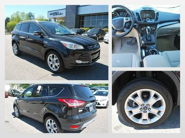 2014 Ford Escape Titanium *You Save $ 2637! Below KBB Retail
