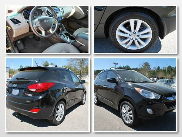 2012 Hyundai Tucson Limited *You Save $ 2898! Below KBB Retail