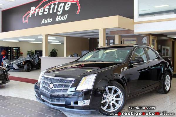 2009 Cadillac CTS - Navi, Pano, Guaranteed Credit Approval! Call Today