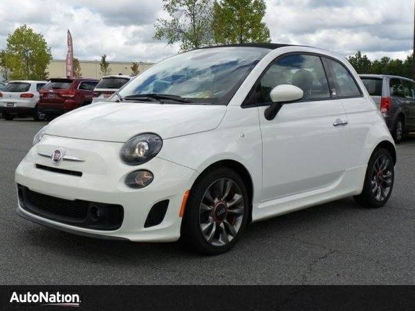 2014 FIAT 500c GQ Edition Convertible