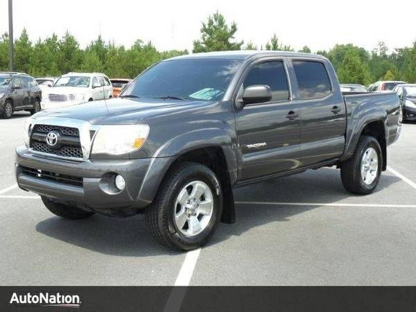 2011 Toyota Tacoma PreRunner Double Cab