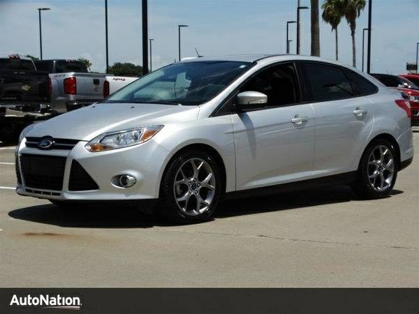 2014 Ford Focus SE SKU:EL286598 Ford Focus SE Sedan