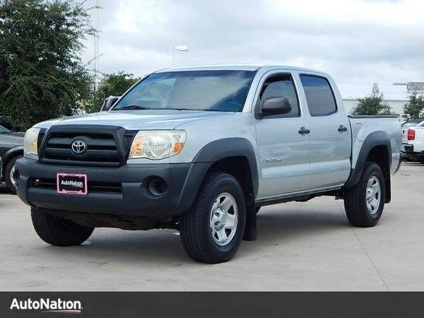 2009 Toyota Tacoma PreRunner Toyota Tacoma PreRunner Double-Cab